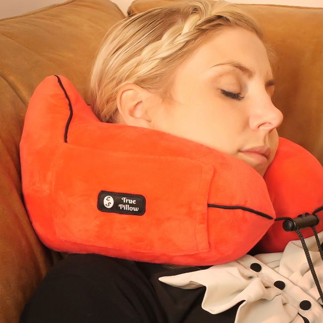 Adaptive Ergonomic Neck Pillows