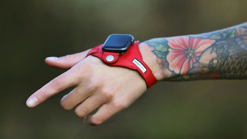 Sporty Ergonomic Smartwatch Bands