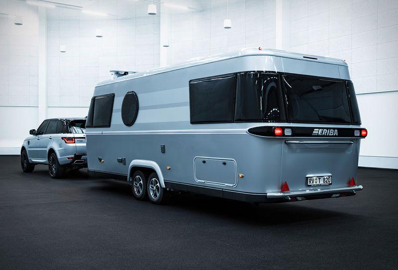 Well-Equipped Luxury Caravans