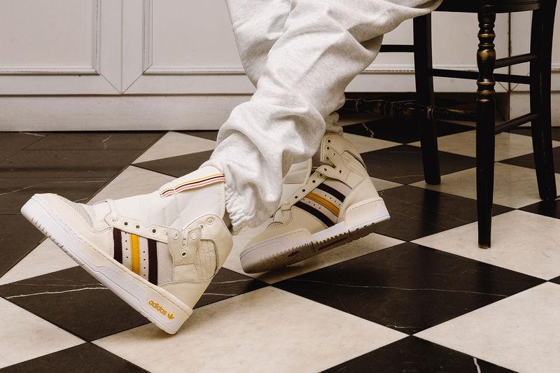 High-Cut Movement-Centric Shoes