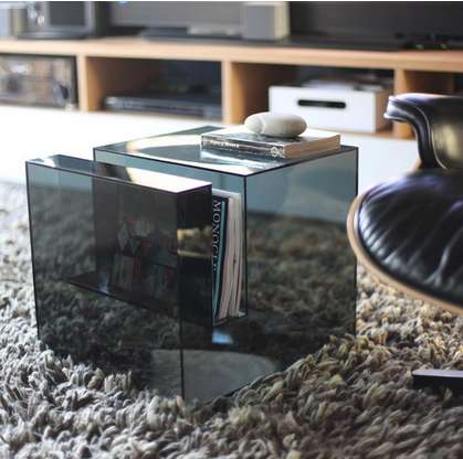 Stunning All-Transparent Tables