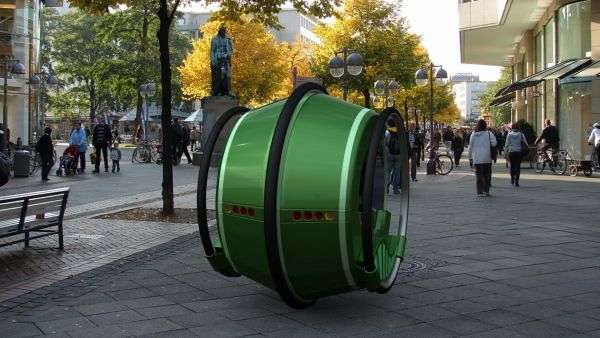 Ring-Shaped Electric Cars