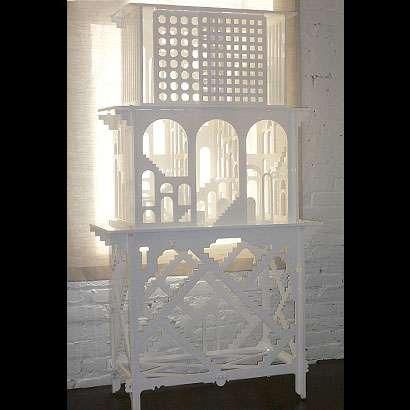 Escher-Inspired Furniture