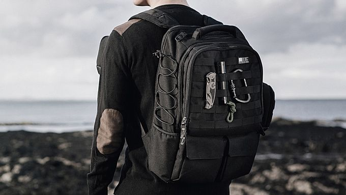 Urban Warrior Knapsacks