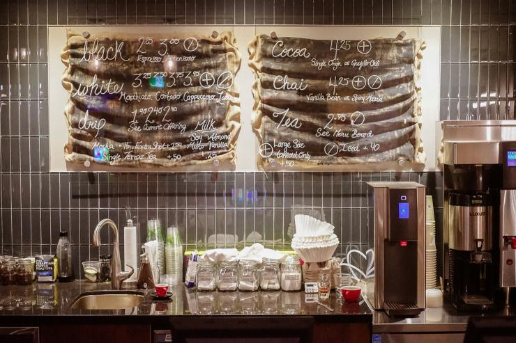 Subterranean Espresso Bars