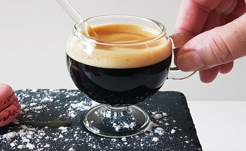 Aromatic Enhancement Espresso Cups