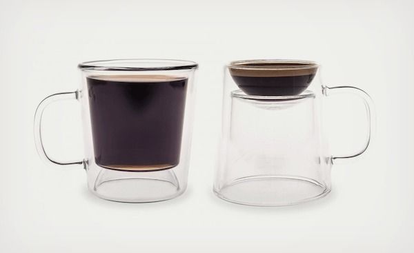 Topsy Turvy Coffee Mugs