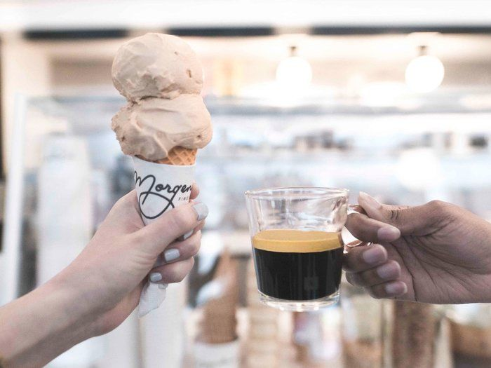 Collaborative Espresso Ice Creams