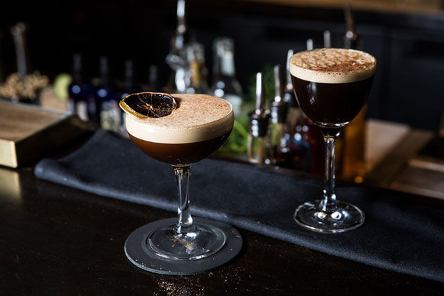 Caffeinated Cocktail Events