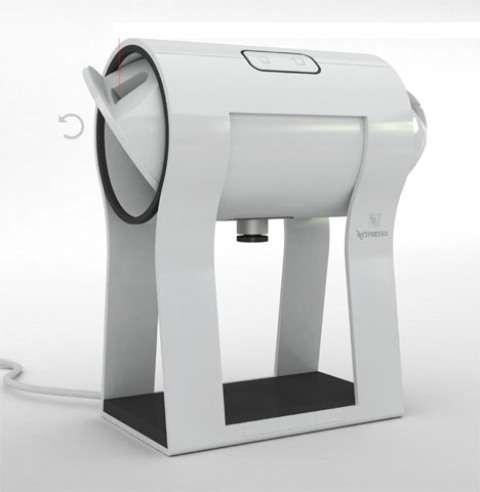 Leggy Espresso Machines