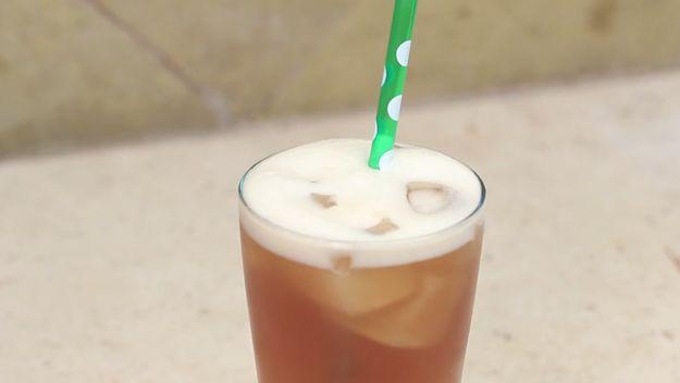 Espresso Tonic Beverages