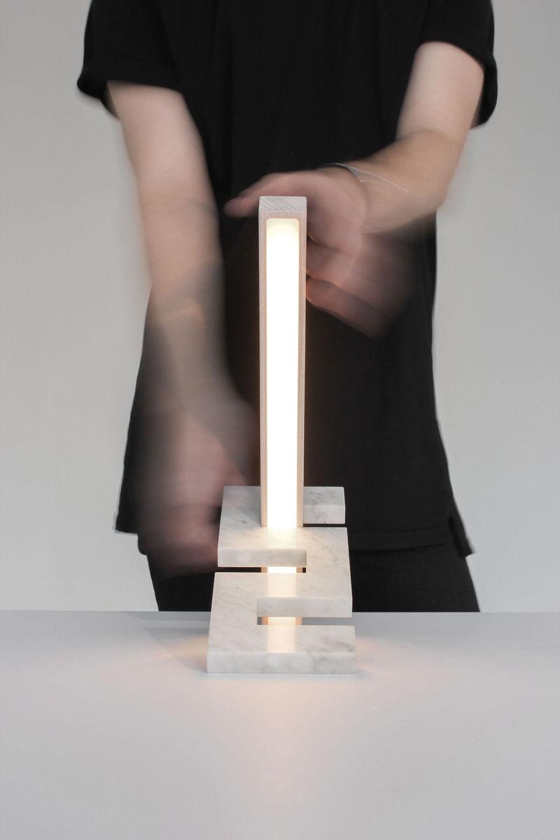 Puzzling Lamp Fixtures