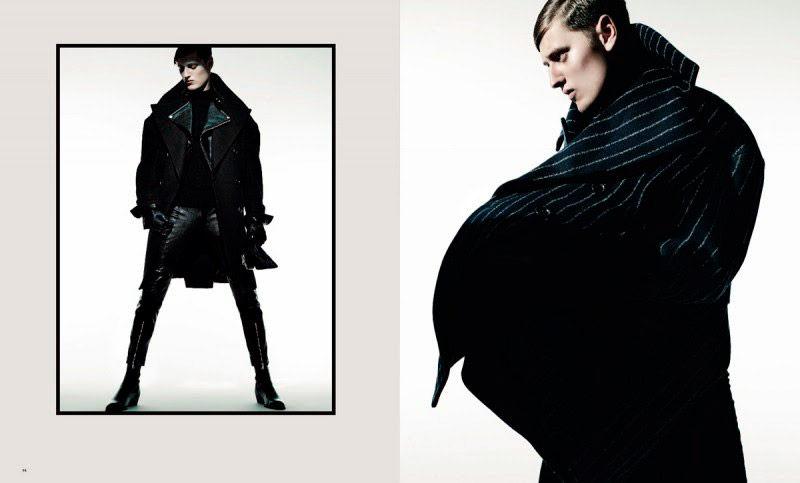 Vanguard Winterwear Editorials
