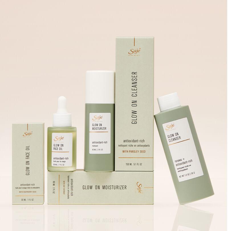 Essential Oil-Infused Skincare