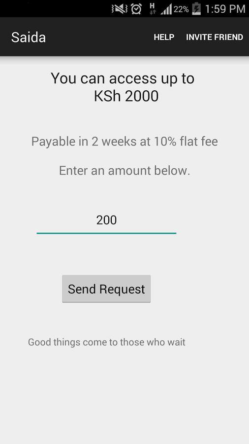 Micro-Lending Apps