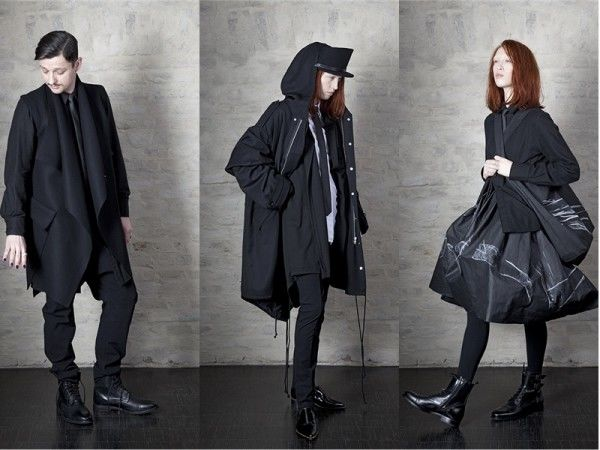Avant-Garde Outerwear Collections