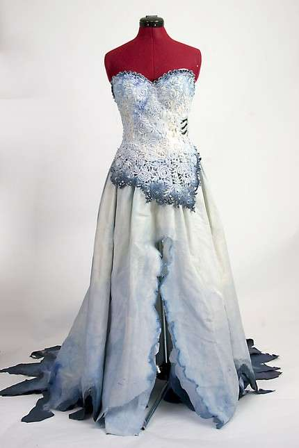 Corpse Bride Gowns