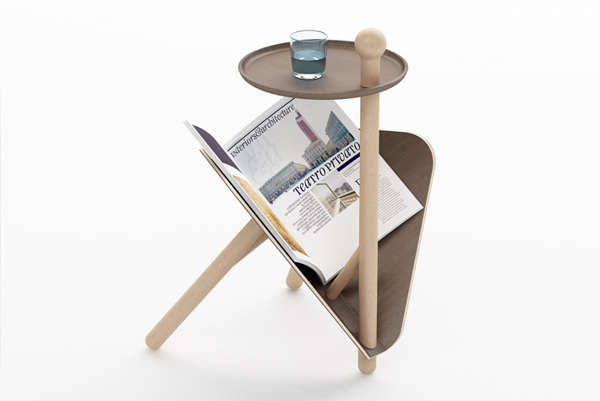 Reading Side Tables