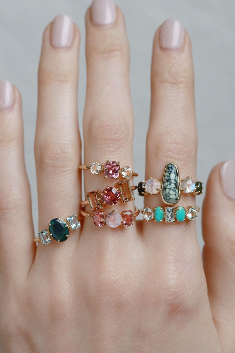 Ethical Fine Jewelry Collections