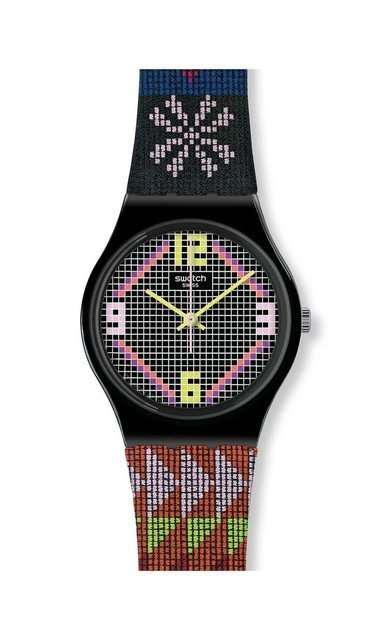 Stylish Psychedelic Watches