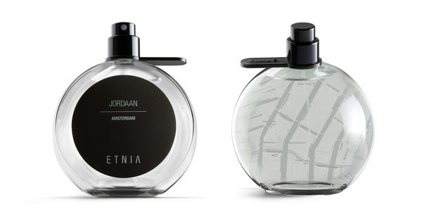 Map-Embedded Bottles