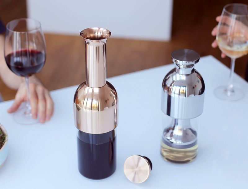 Elegant Wine Decanters