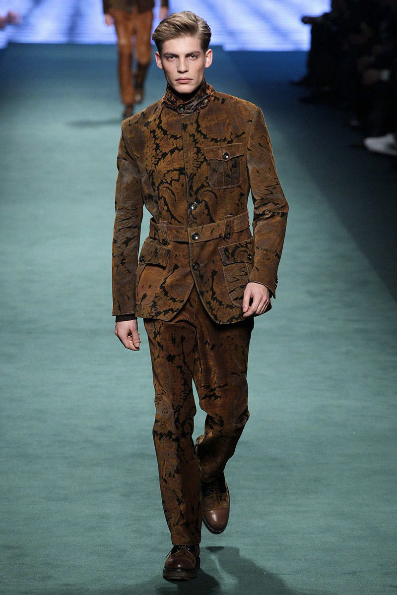 Militant Tapestry Runways