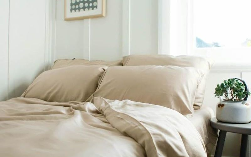 Coffee-Infused Bedding Collections