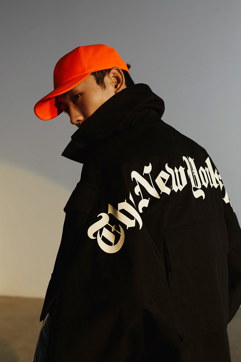 Cult Newspaper Streetwear