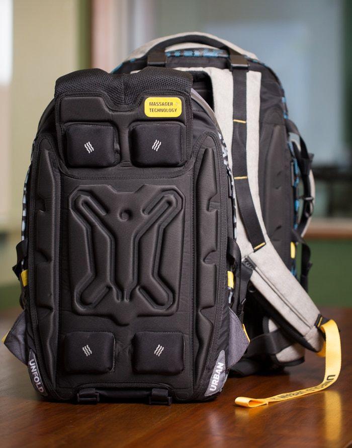 Back Massager Backpacks