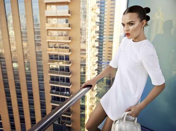 Balcony Beauty Editorials