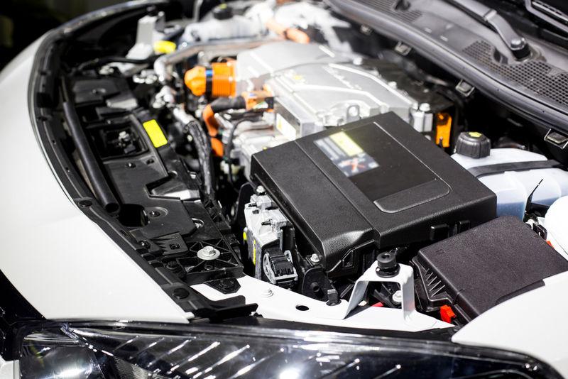 EV Battery Production Centers