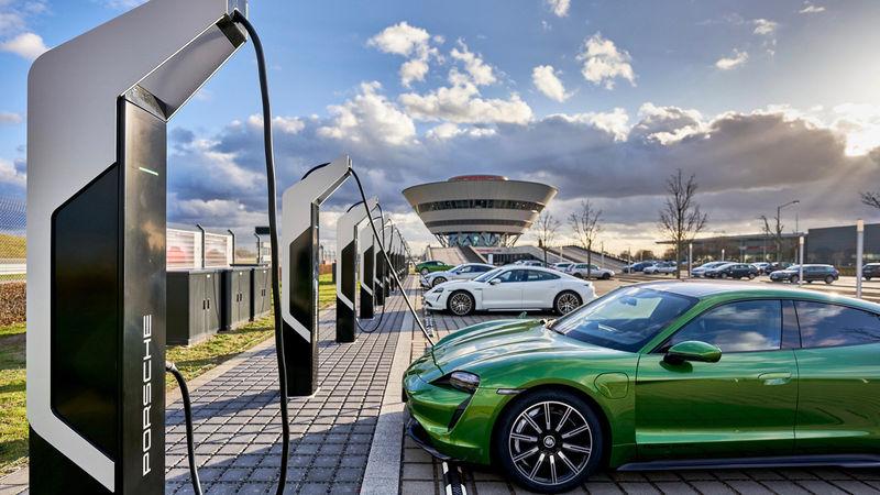 Flagship EV Park Reveals