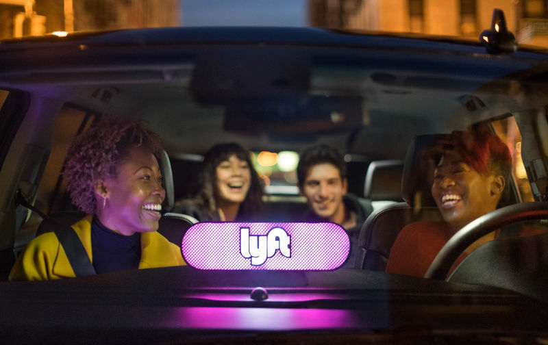 Electric Ride Hailing Services