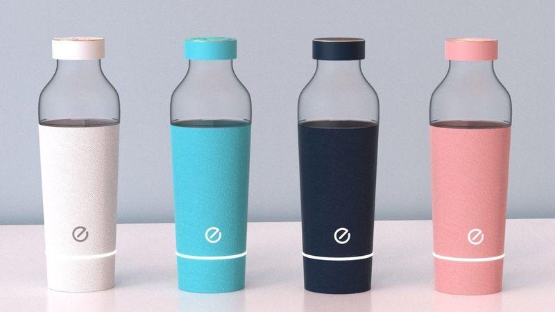 Medication Reminder Water Bottles