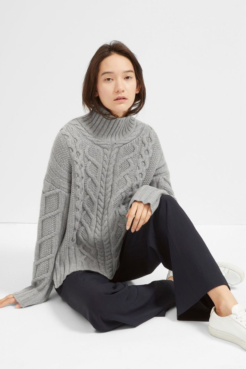 Cozy Cable Knitwear Collections