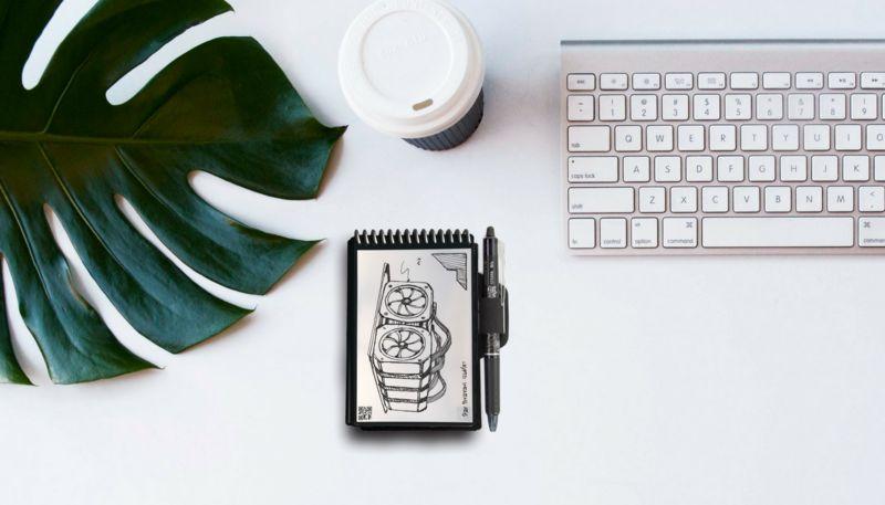 Endlessly Reusable Pocket Notebooks