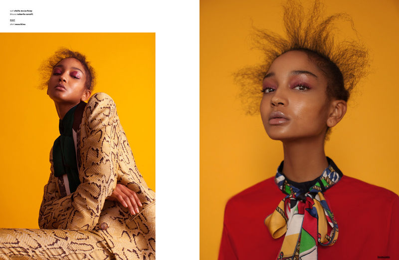 Youthfully Eclectic Editorials