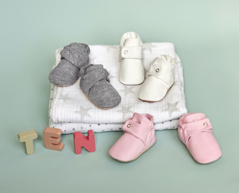 Cozy Hybrid Baby Shoes
