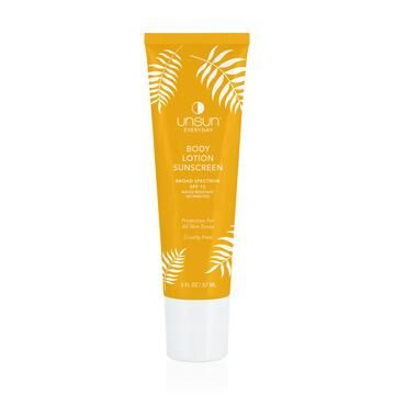 Silky Mineral Sunscreens