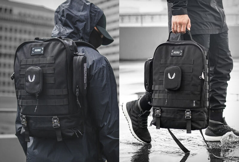 Military-Grade Urbanite Backpacks