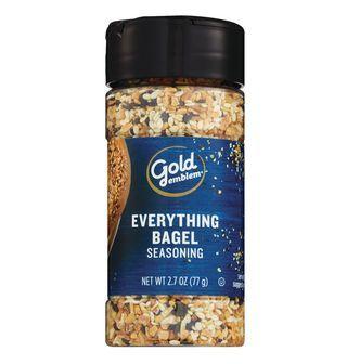 Bagel-Flavored Seasonings