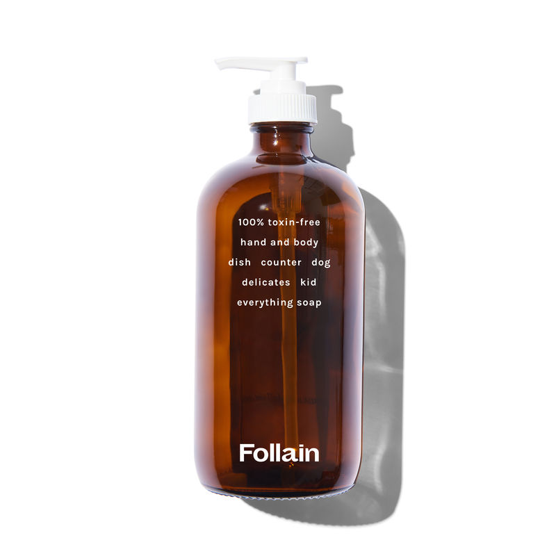 Refillable Multipurpose Soaps