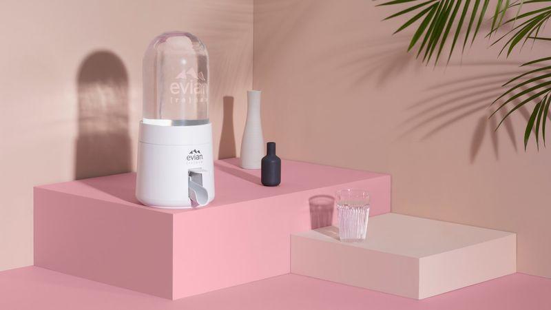 Plastic-Reducing Water Dispensers