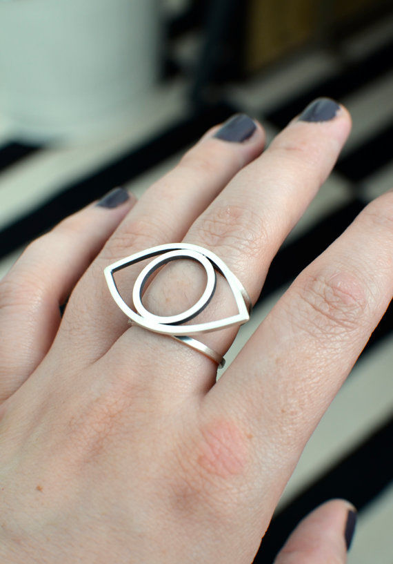 Minimalist Evil Eye Accessories