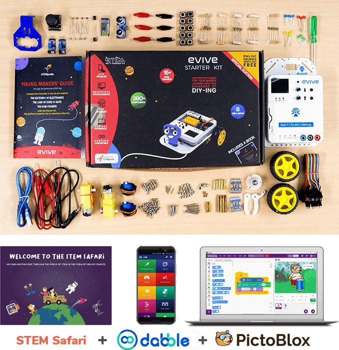 Electronic Programmed STEM Kits