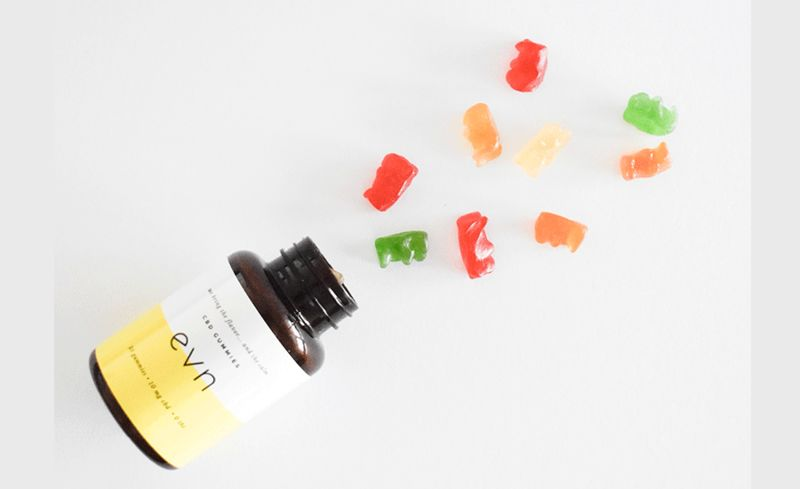 Clean Ingredient CBD Gummies