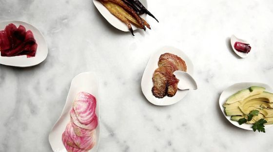 Shell-Inspired Cutlery