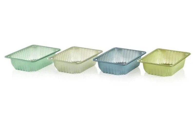 Recyclable Protein Packaging Trays