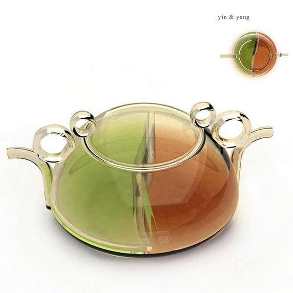 Two-Timing Teapots